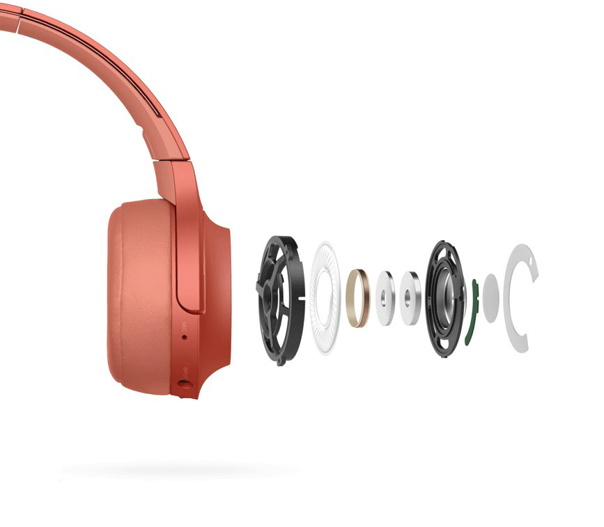 Tai nghe bluetooth SONY WH-H800